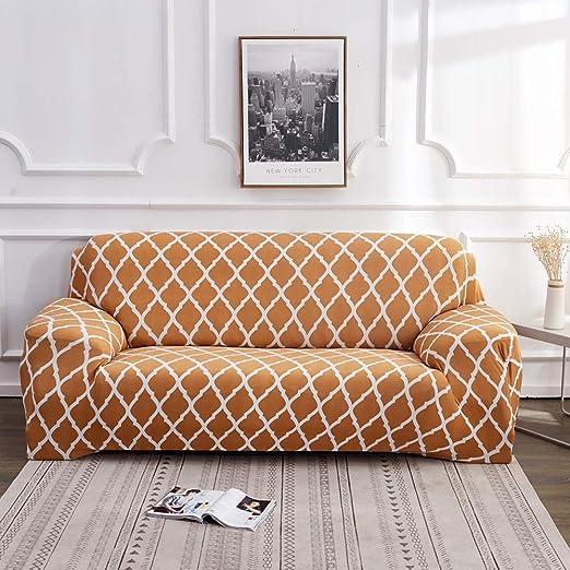 Funda de sofá elástica Universal para Sala de Estar ...