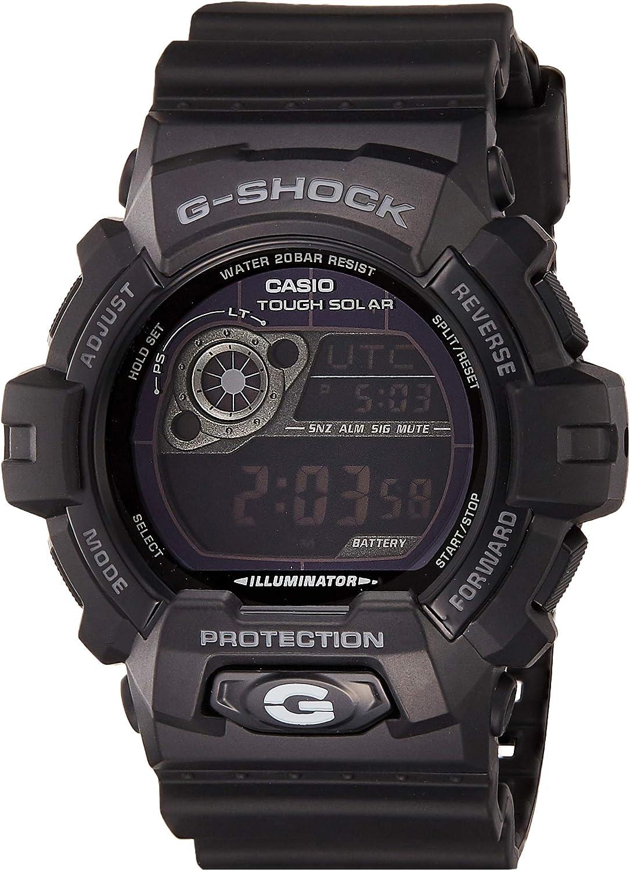【ポイント最大49倍&クーポン配布中】CASIO カシオ 腕時計 G-SHOCK Gショック デジタル GR-8900A-1