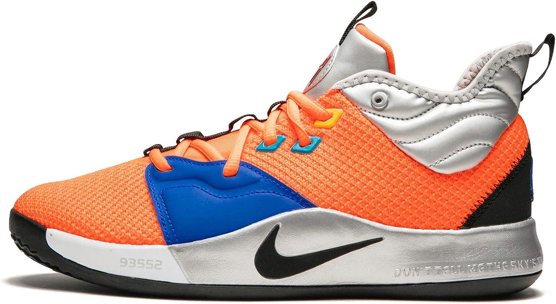 Amazon.com: Nike PG3 (NASA) (Kids): Shoes