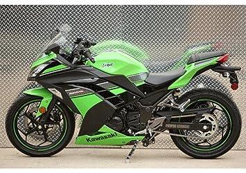 Amazon.com: Kawasaki Ninja 300 EX300 completo Kit de 1 a la ...