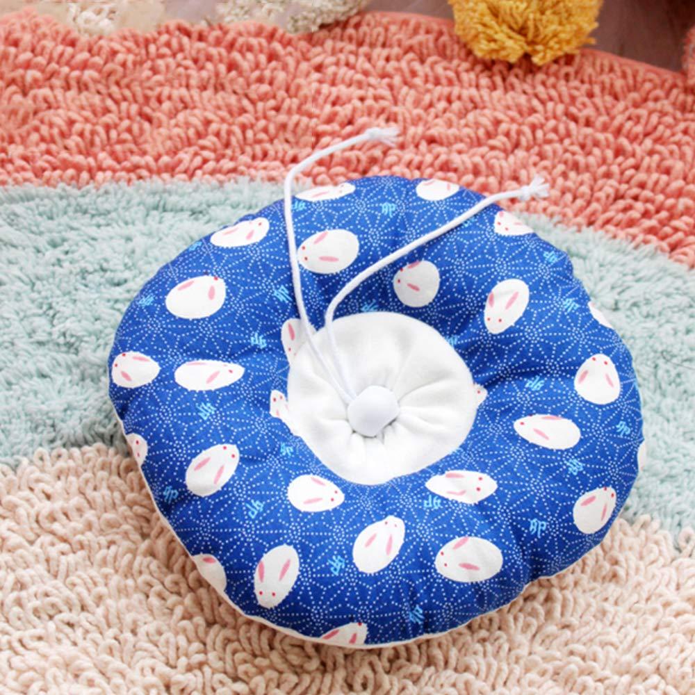 BVAGSS Collari Protettivi Collo Collare per Cane Cani Collo di Protezione XH004 XS, Pink Ice Cream