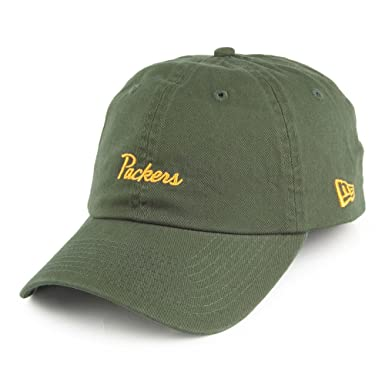 A NEW ERA Gorra béisbol 9FORTY NFL Mini Script Green Bay Packers ...