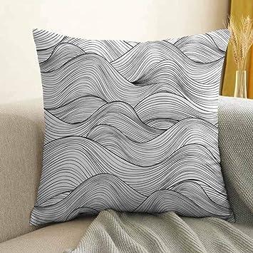 Amazon.com: Dandelion - Funda de almohada de seda con ...