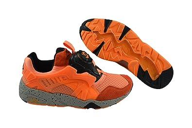 Puma Disc Blaze Mesh Evolution fluro orange Gr. 44.5: Amazon
