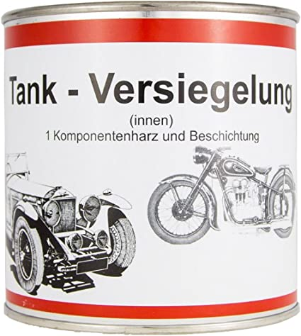 Original Mos Tankversiegelung Bis 70 Liter Tankvolumen Auto