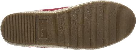 Tom Tailor 6992014, Sandalias con cuña Tipo Alpargatas para Mujer