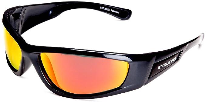 Eyelevel Herren Sonnenbrille Gr. Einheitsgröße, Schwarz - Schwarz