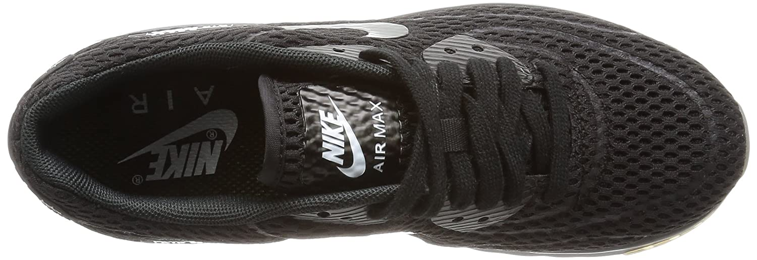 sale retailer 7f68f bcd55 Amazon.com   Nike Women s W Air Max 90 Ultra BR, Black Black-White   Running