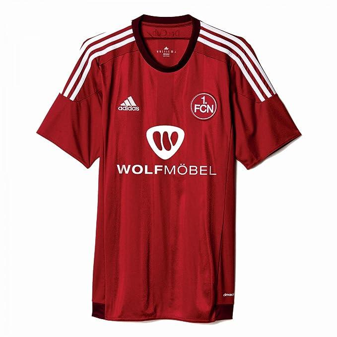 Adidas 1. FC Nürnberg Anthem Jacket Collegiate Burgundy