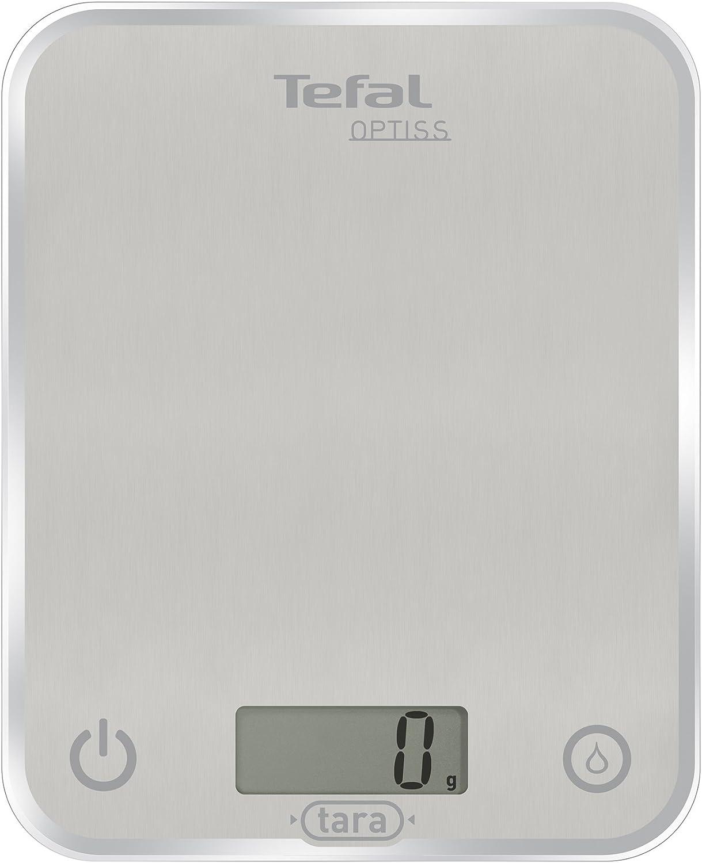 Tefal BC5004, LCD, Plata, 27 mm