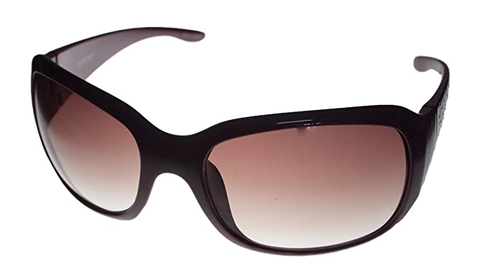 d3f35c2629 Image Unavailable. Image not available for. Color  Ellen Tracy Womens  Rectangle Plastic Sunglass ...