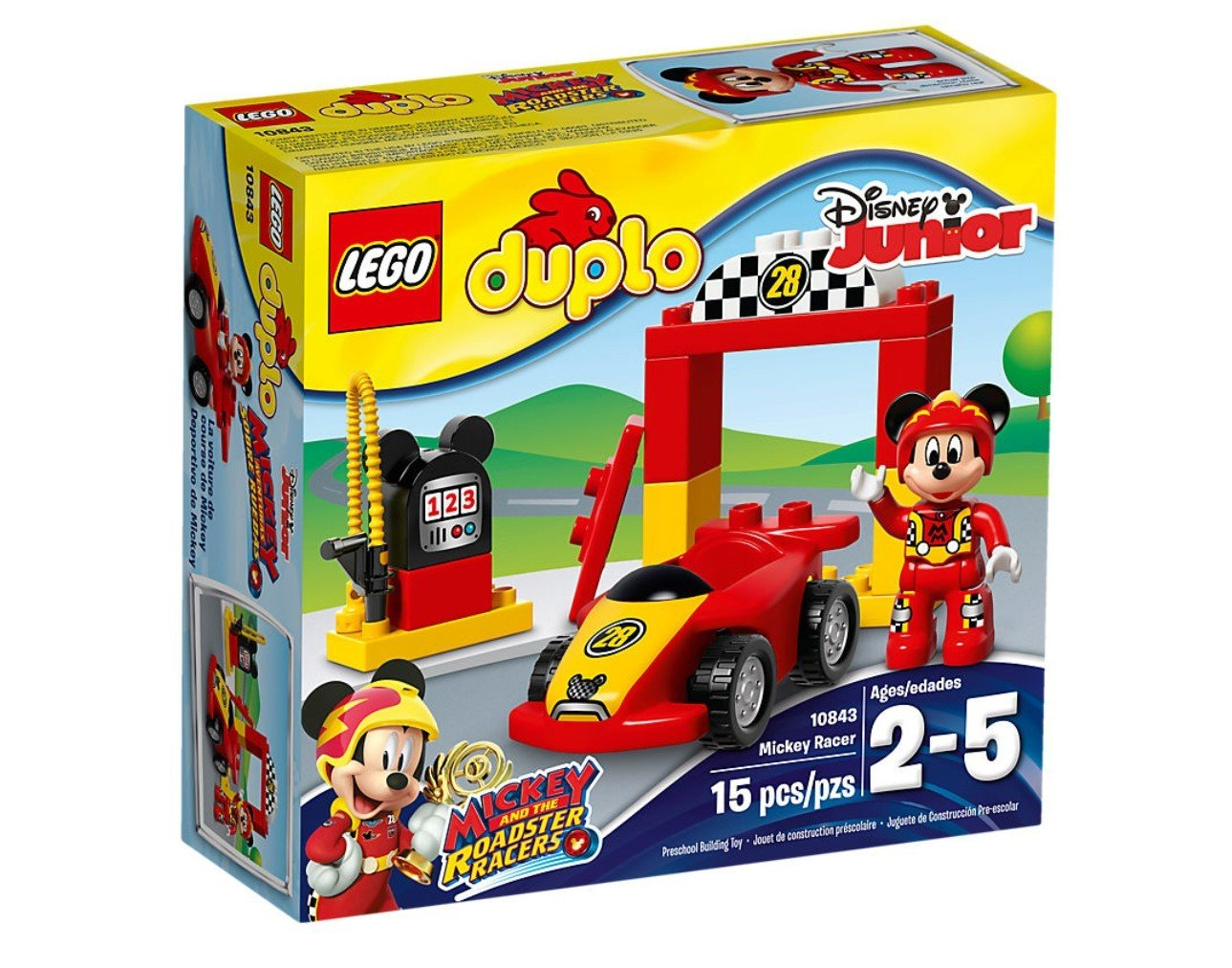 LEGO DUPLO Disney Deportivo de Mickey