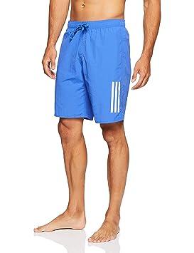 adidas 3-Stripes Short de Bain Homme  Amazon.fr  Sports et Loisirs 27cb674cb8f