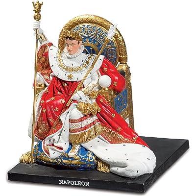 Katerina Prestige - Statue Napoleon sur Trone, RE0183