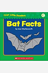 First Little Readers: Bat Facts (Level C) Kindle Edition