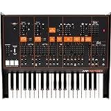 Korg ARP Odyssey FS Synthesizer Black and Orange