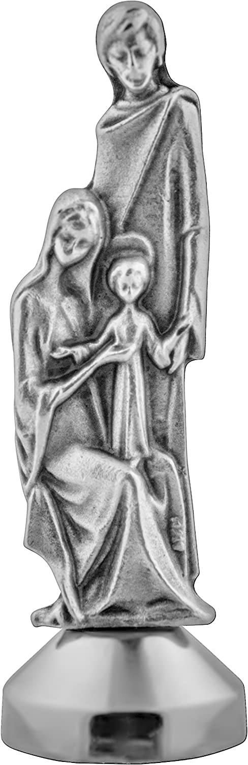 Venerare Catholic Devotional Statue for Home or Office (Holy Family)