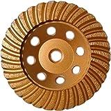 Rebolo Diamantado Turbo Diâmetro 115mm E Rosca M 14 Mtx