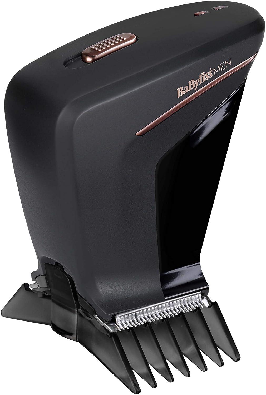 BaByliss MEN SC758E Cortapelos fácil y rápido, para cortarte el ...