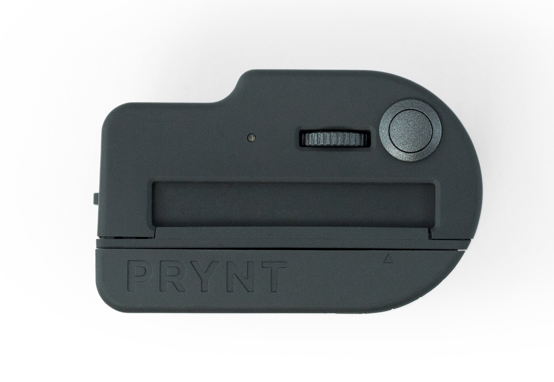 Prynt Pocket, Instant Photo Printer for iPhone - Graphite (PW310001-DG) by Prynt (Image #4)