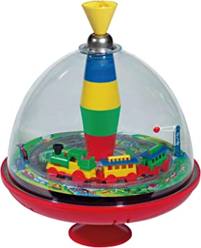 Bolz 52120 peonza - Peonzas (Pump Spinning Top, Multicolor, 1,5 ...