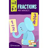 Year 2 - Fractions Worksheet - Primary Leap
