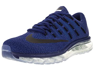 NIKE Men's Air Max 2016, DEEP Royal Blue/Black-Racer Blue-Photo