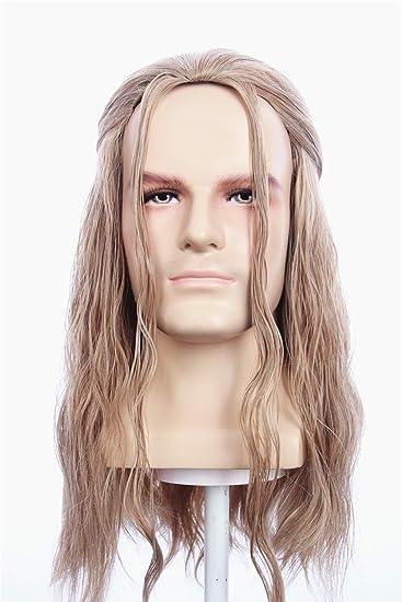 Amazon.com: HangCosplay: peluca inspirada en la edad de los ...