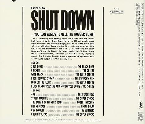 Various Artists - Shut Down - Amazon.com Music