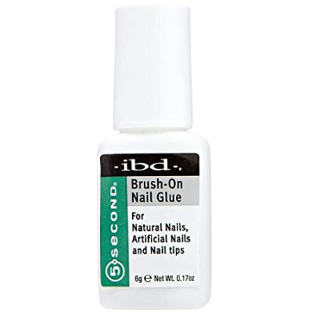 5 Second Brush-On Nail Glue