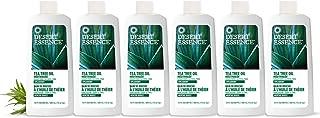 product image for Desert Essence Tea Tree Oil Mouthwash with Essential Spearmint Oil & Aloe - Deep Cleansing, Invigorating Fresh Breath - Fights Cavities & Buildup - Vegan, Non-GMO, SLS-Free, Gluten-Free - 16oz