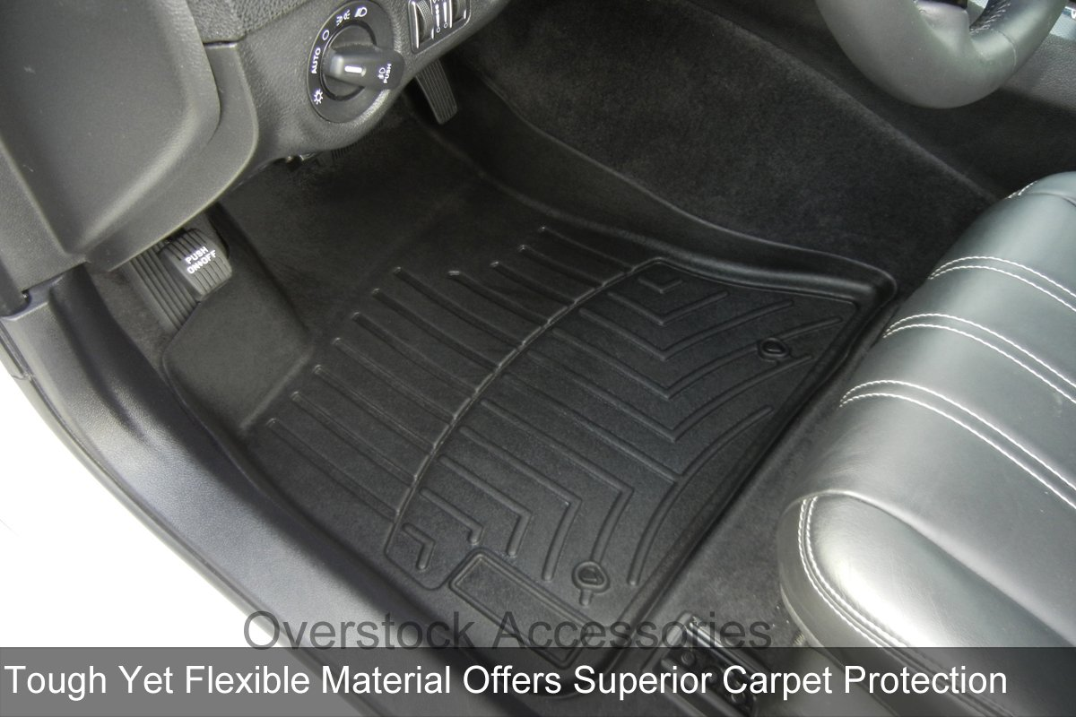 Weathertech 443461-442712 DigitalFit Floorliner Set