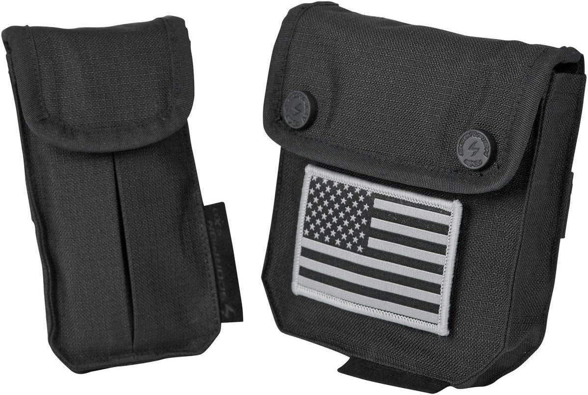 BLACK Scorpion Covert Tactical Vest