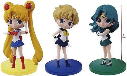 3 BANPRESTO Sailor Moon Sailor Neptune Q posket petit Vol
