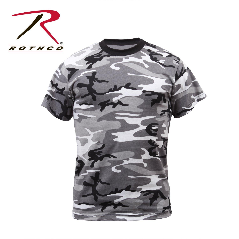 ロスコ カモ Tシャツ B000ELGJSM L シティーカモ シティーカモ L