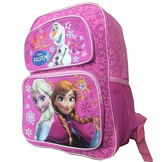 Amazon.com : Disney Frozen Elsa & Anna Large 16