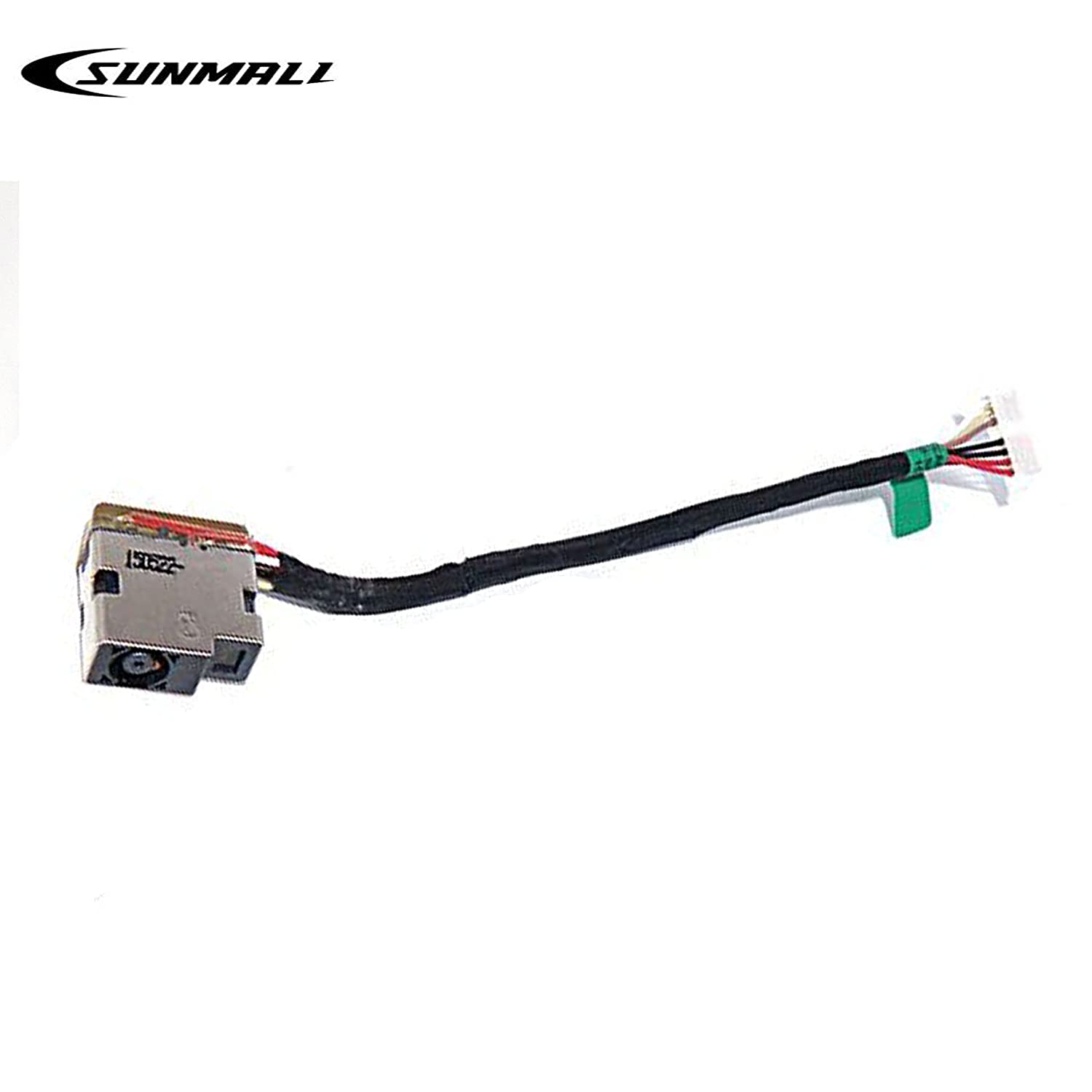 DC Power Jack w//Cable Charging Port HP 799736-Y57 799736-F57 15-ac163NR 15-ac