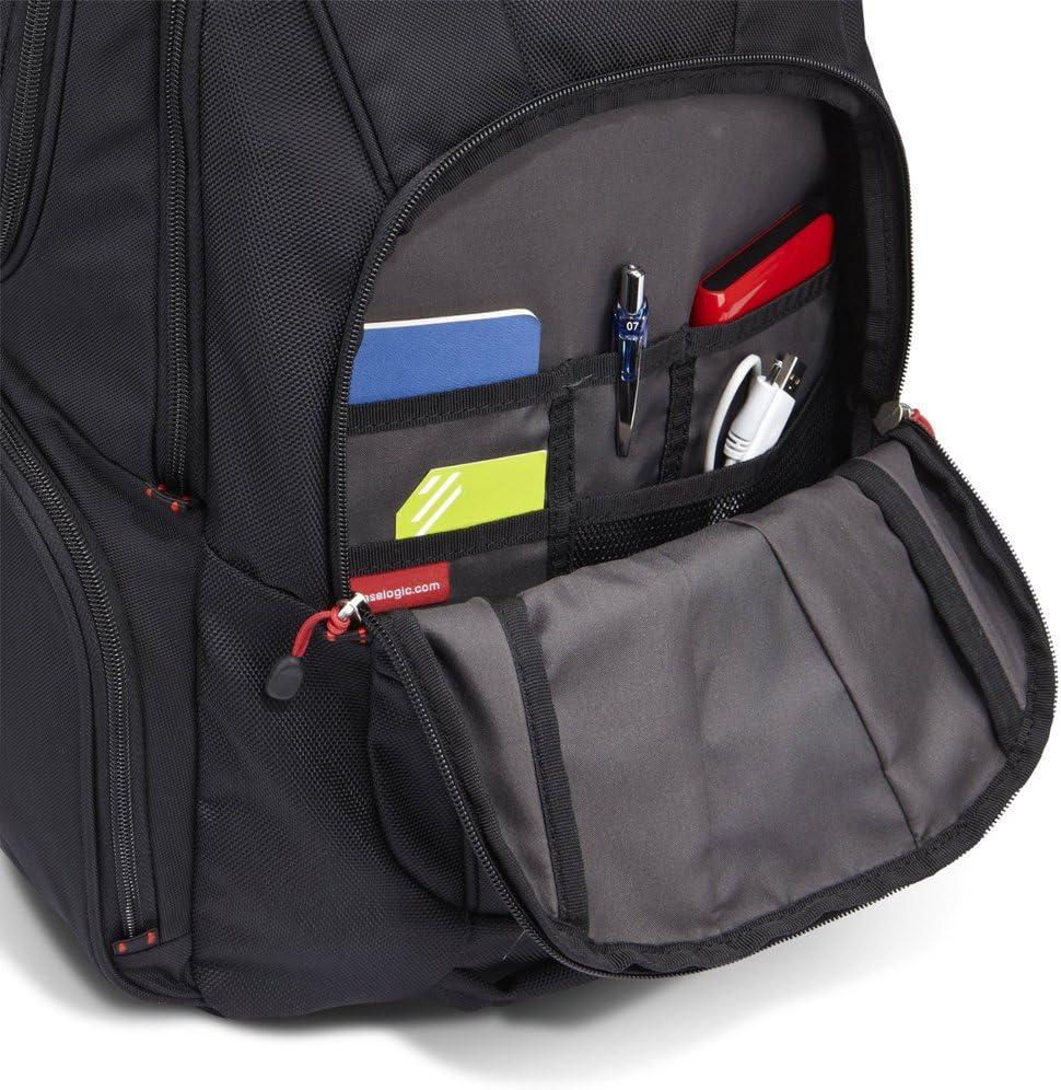Case Logic 15.6 BEBP-215BLACK Black Inch Backpack for Laptop and Tablet