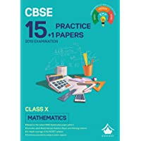 15+1 Practice Papers - Mathematics: CBSE Class 10 for 2019 Examination (Sample Papers)