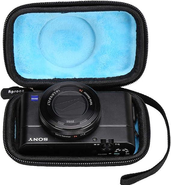 Aproca Hartschalentasche Für Sony Rx100 Va Rx100 Vi Rx100 V Rx100 Iv Rx100 Iii Rx100 Ii 20 1 Mp Digitalkamera Elektronik