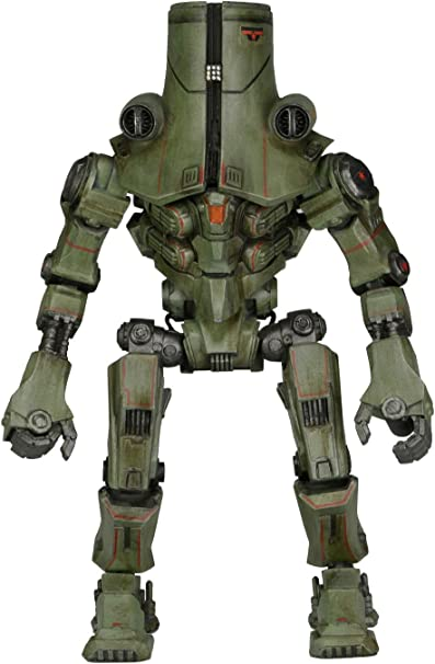 """Pacific Rim Series 1 Jaeger Cherno Alpha 7/"""" Action Figure Toy New Retail Package"""