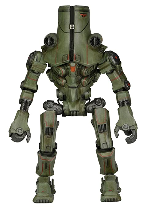 amazon com neca pacific rim series 3 cherno alpha jaeger action