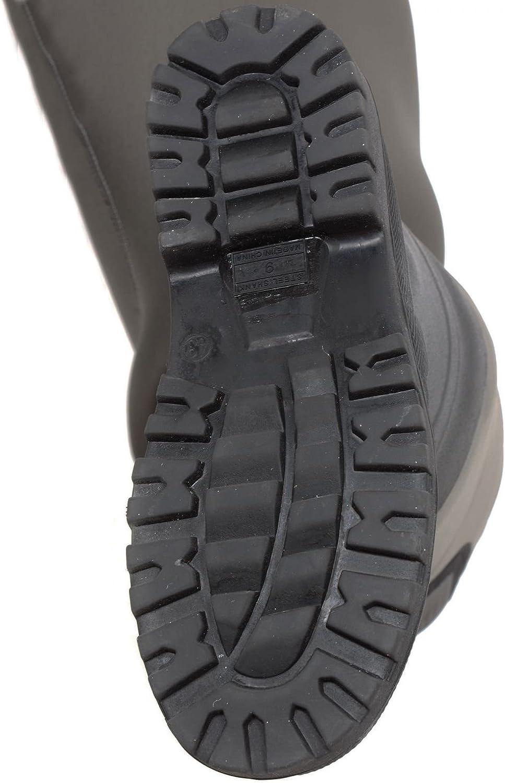 Spro - Peto de neopreno (5 mm, con botas de goma, talla 45: Amazon ...
