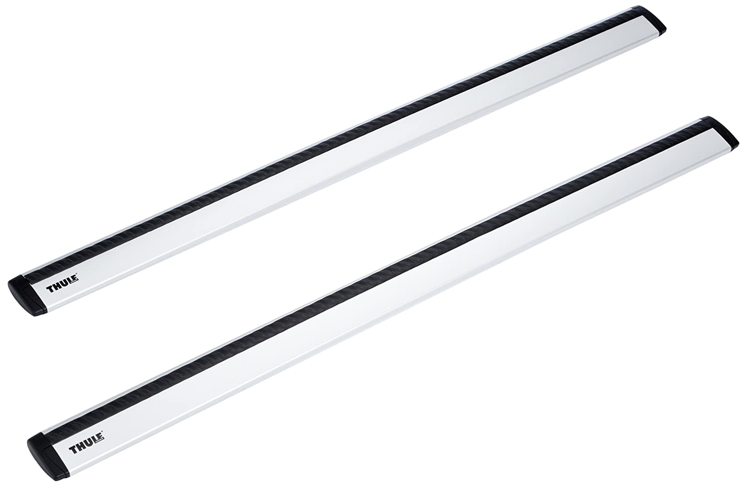 Barras TH WingBar Thule 962B Negro 135 cm