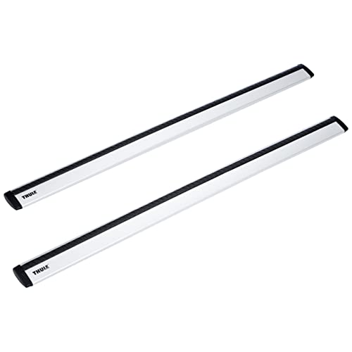Thule 961100 WingBar 961 Dachtraverse Rapid System, 118 cm, 2-pack