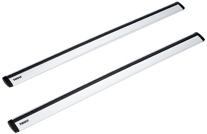 150 opinioni per Thule 960 Wingbar Aerodinamiche, in Alluminio, 118 cm