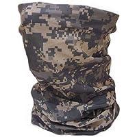 LLAni Masque de Paintball Militaire Portable en Maille dacier