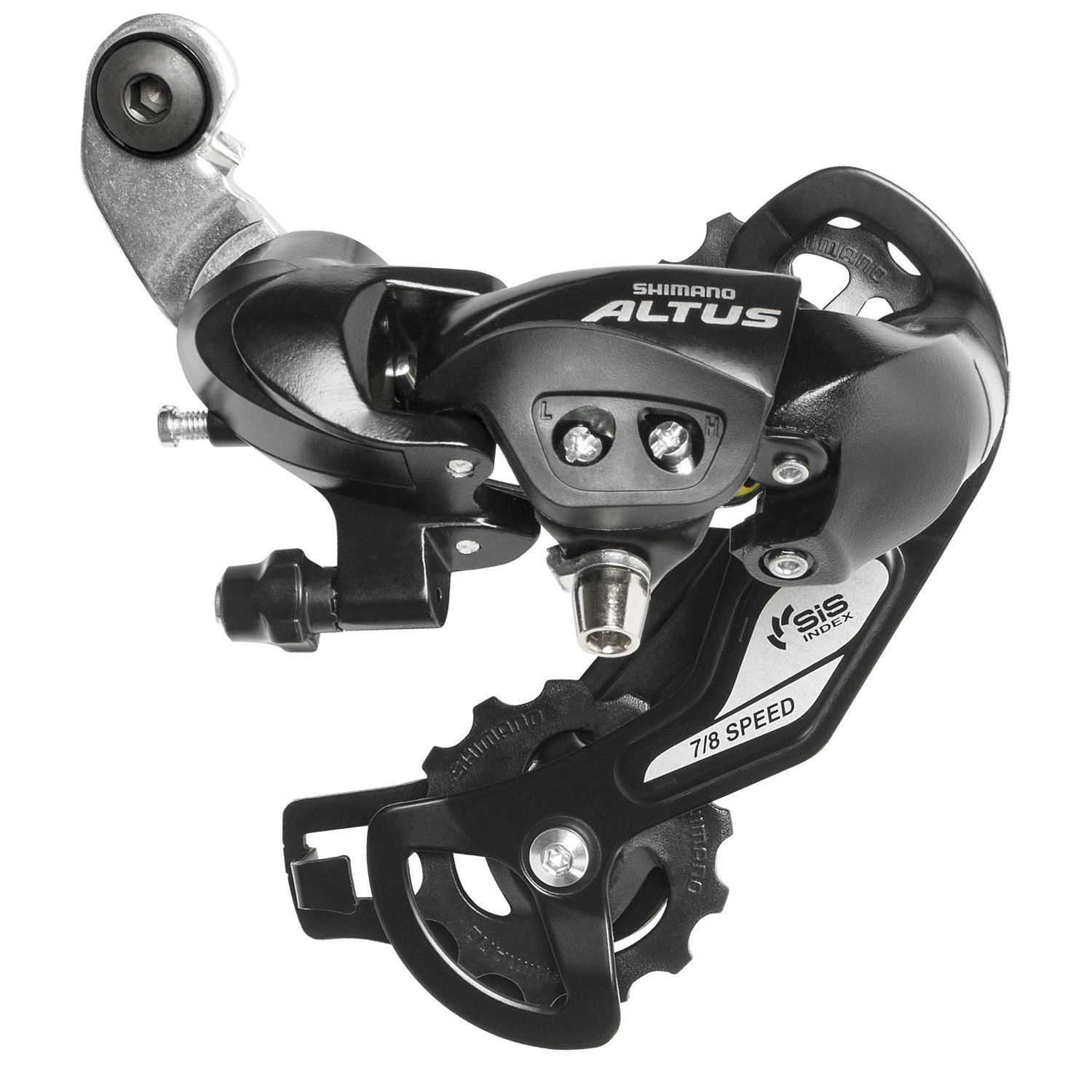 Shimano Mountain Bike 7/8 Speed RD-M280 Rear Derailleur Top-bike