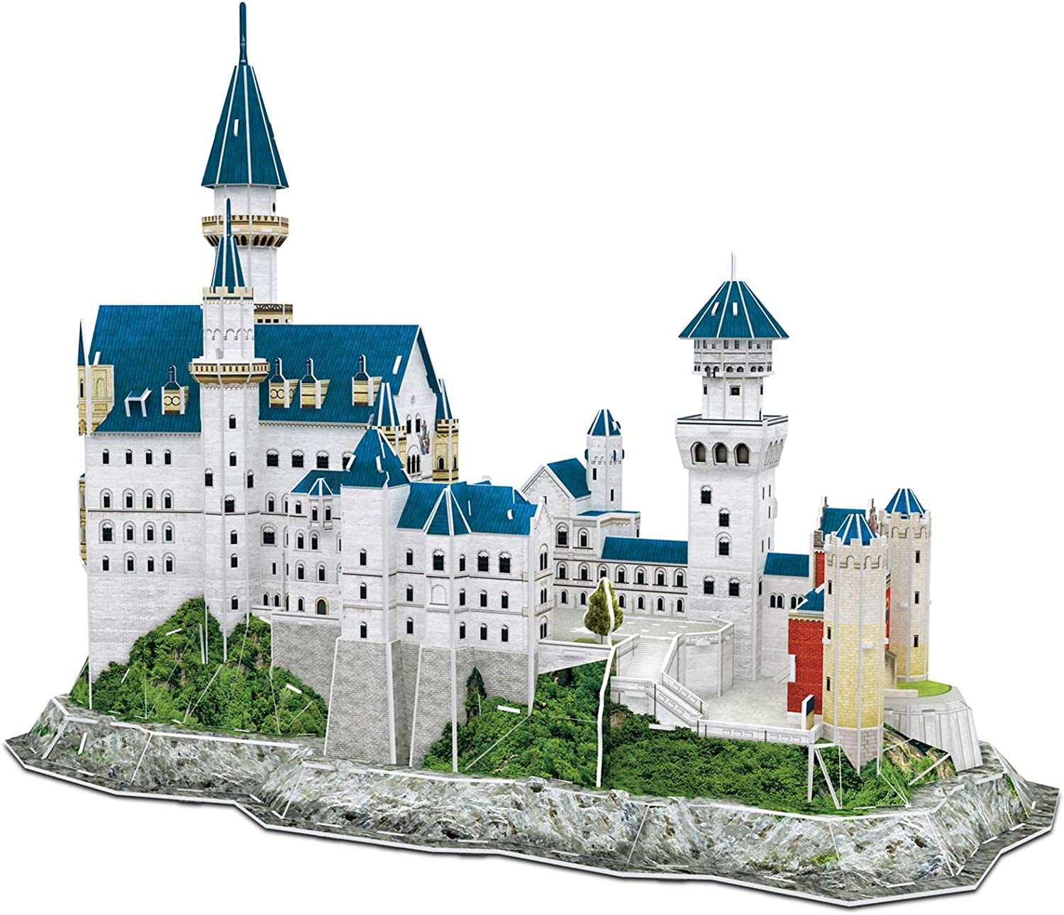 Four 3D Puzzles for Kids in Individual Color Boxes and can be Used as 4 Gifts Spacecrafts Buildream 3D Kids Puzzles 175 Puzzle Pieces