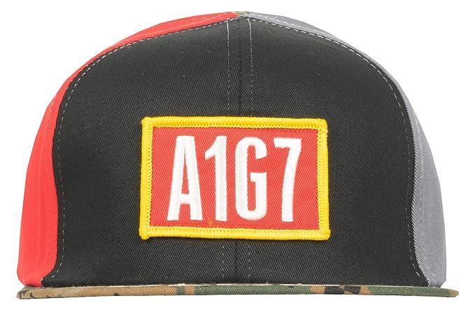 Acapulco Gold A1G7 Snapback HAT Mens Streetwear Fashion Cap Multi at ... 112897bff95